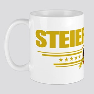 Steiermark (Flag 10) pocket Mug