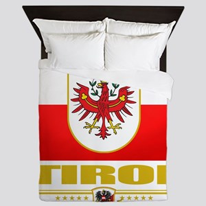 Tirol (Flag 10) Queen Duvet