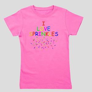 Sprinkles Girl's Tee