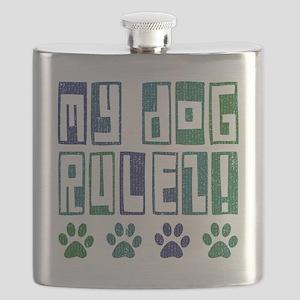My-Dog-Rulez-Box-Font Flask