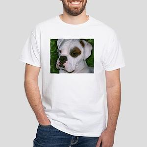 White Boxer Dog Men S Clothing Cafepress