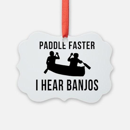 I-Hear-Banjos-Smaller Ornament