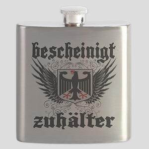 German Certified Pimp copy Flask