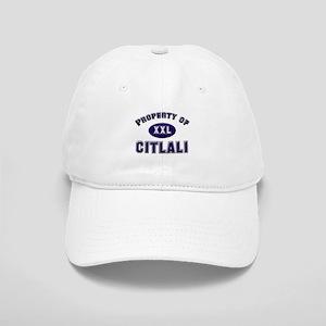 Property of citlali Cap
