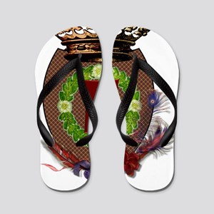 F-Crest Flip Flops