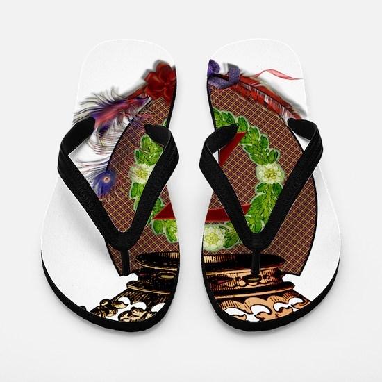 Z-Crest Flip Flops