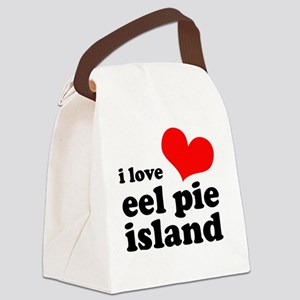 ileelpieisland Canvas Lunch Bag