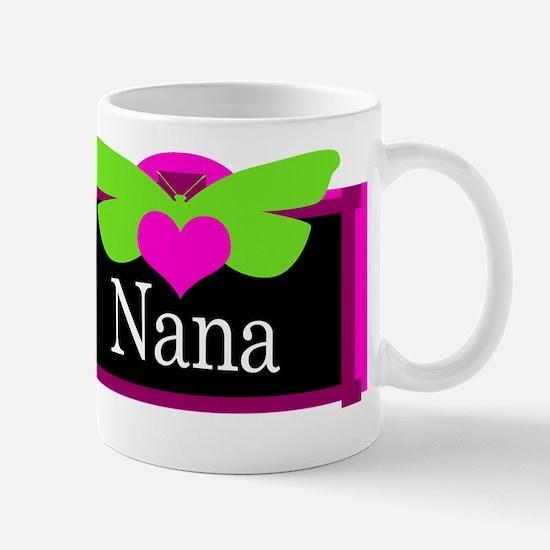 Nana Butterfly Mug