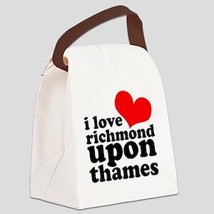 ilrichmond Canvas Lunch Bag