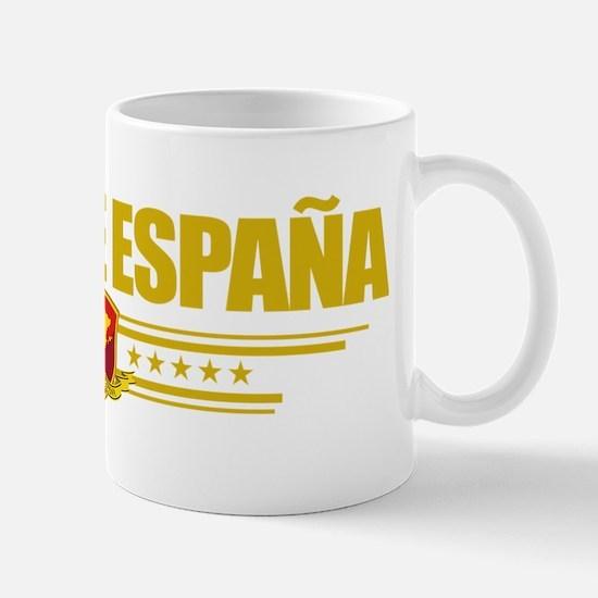 Spain (Flag 10) pocket Mug
