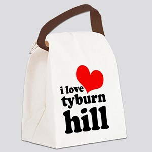 iltyburnhill Canvas Lunch Bag