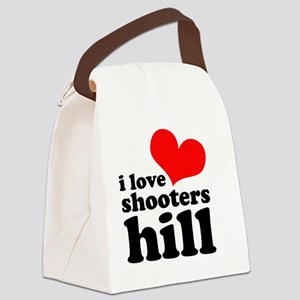 ilshootershill Canvas Lunch Bag