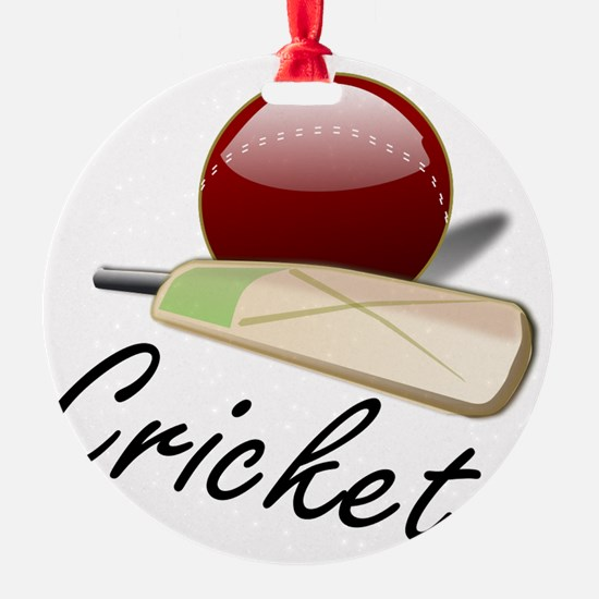 Cricket_03 Ornament