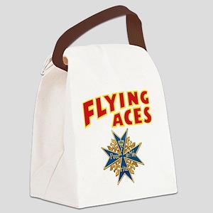 BlueMax_5_A_lg Canvas Lunch Bag