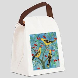 orioles Canvas Lunch Bag