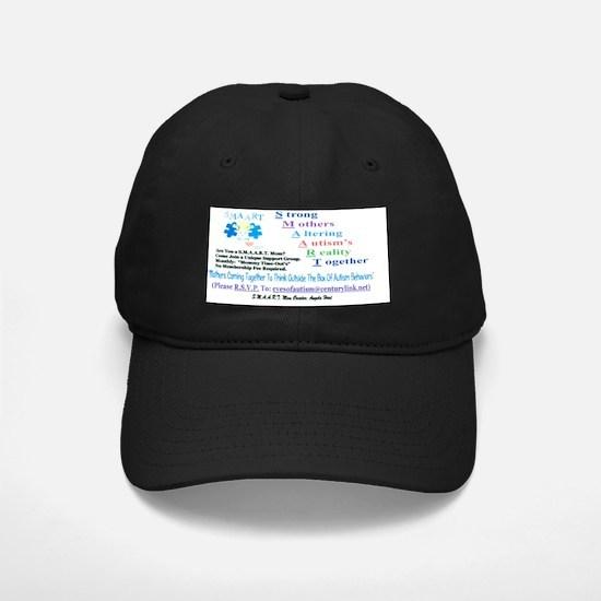 S.M.A.A.R.T.Mom Invite  Card0001 Baseball Hat