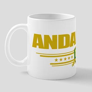 Andalusia (Flag 10) pocket Mug