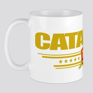 Cataluna (Flag 10) pocket Mug