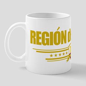 Murcia (Flag 10) pocket Mug