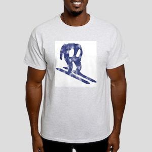 Worn Horace Skiing Light T-Shirt