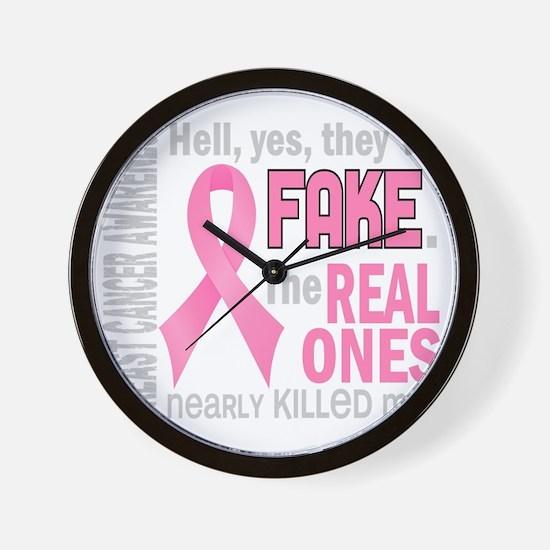 - Fake Wall Clock