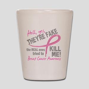- Fake Shot Glass