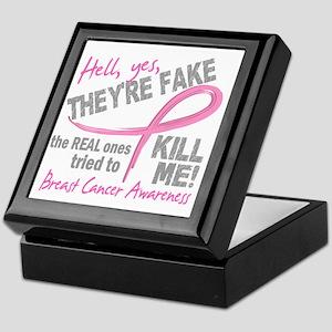 - Fake Keepsake Box