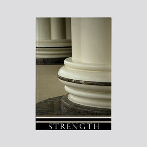 16x20_strength Rectangle Magnet