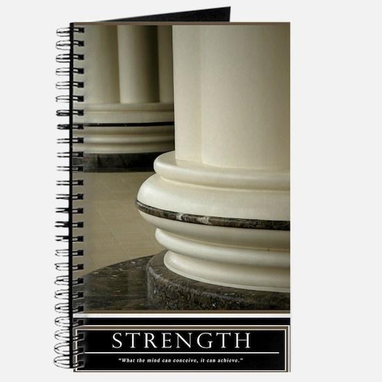 16x20_strength Journal