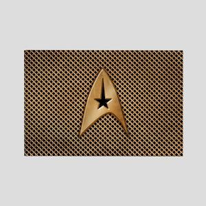 star-trek-comm_8x12h Rectangle Magnet