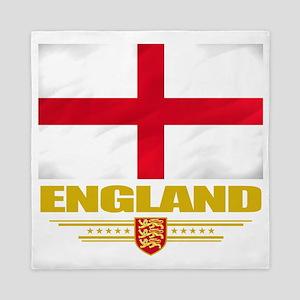 England (Flag 10) Queen Duvet