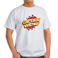 Captain Wow Light T-Shirt