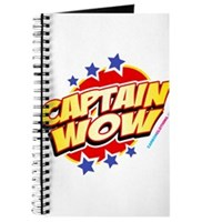 Captain Wow Journal