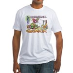Extreme Gamer Fitted T-Shirt