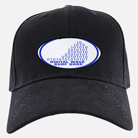logowitharialbluetrovalbgtrg2 Baseball Hat