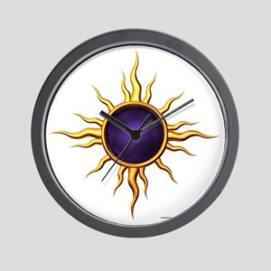 tanzanite Wall Clock