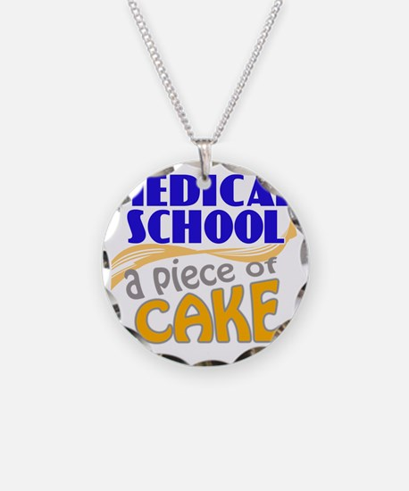 medicalschool-pieceofcake Necklace