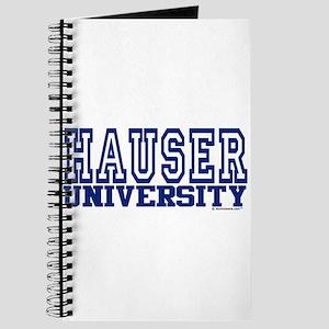 HAUSER University Journal
