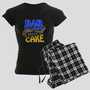 barexam-pieceofcake Women's Dark Pajamas