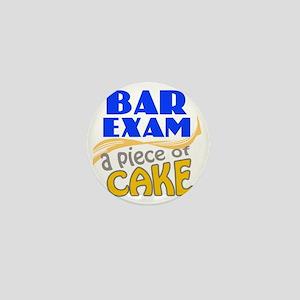 barexam-pieceofcake Mini Button