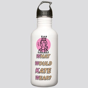 What Would Kate Wear? Stainless Water Bottle 1.0L
