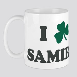 I Shamrock SAMIRA Mug
