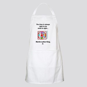 To Do What is Right Apron