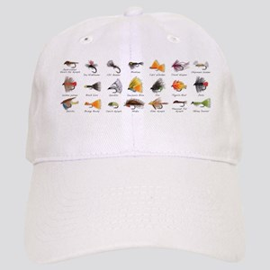 Flies_mug Cap