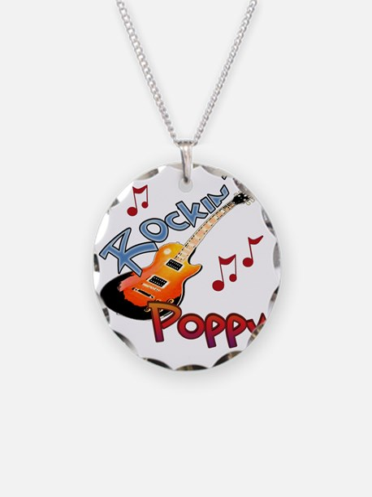 ROCKIN POPPY Necklace