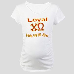 Loyal2 Maternity T-Shirt
