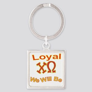 Loyal2 Square Keychain