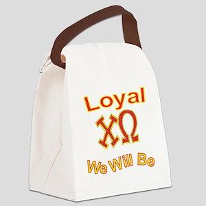 Loyal2 Canvas Lunch Bag