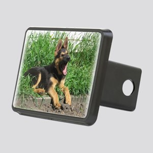 gsd_puppy_mpad2a Rectangular Hitch Cover