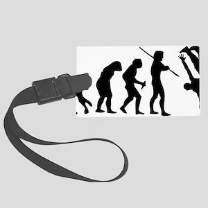 evolutionBreak1A Large Luggage Tag